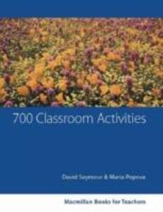 700 Classroom Activities New Edition als Taschenbuch