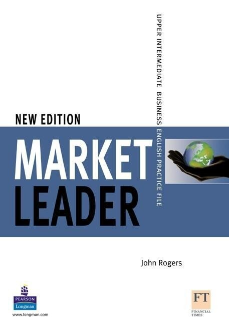 Market Leader NEW Upper Intermediate business English Practice File als Buch