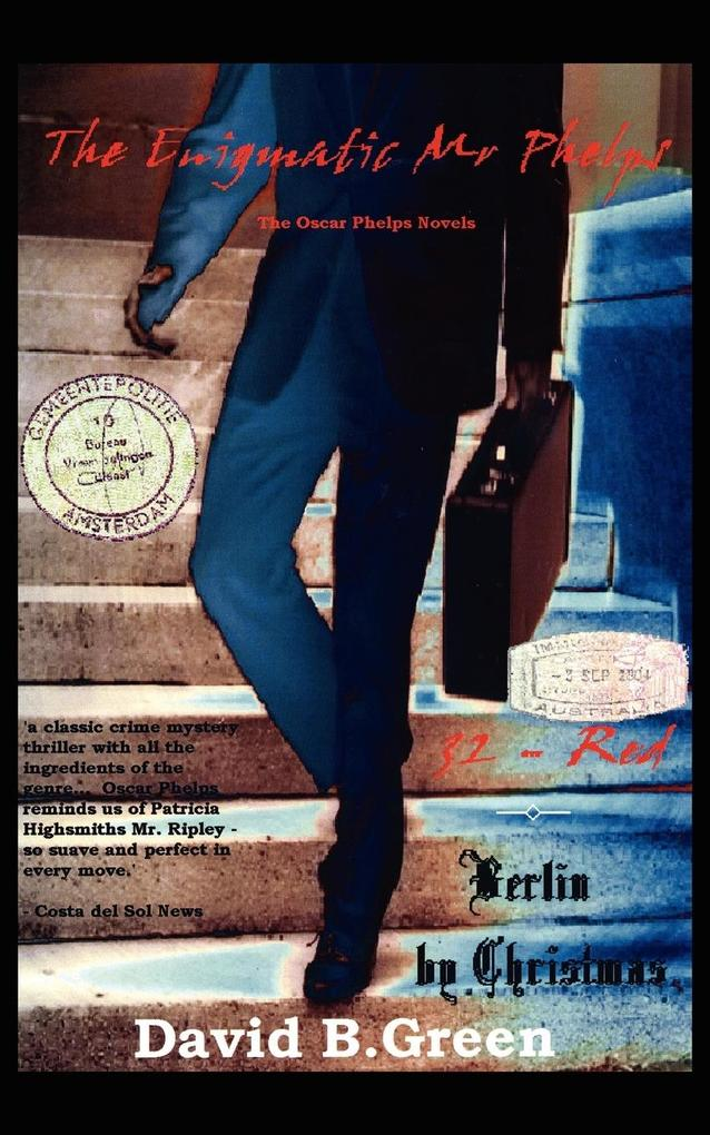 The Enigmatic Mr Phelps als Taschenbuch
