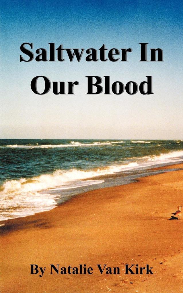 Saltwater in Our Blood als Buch