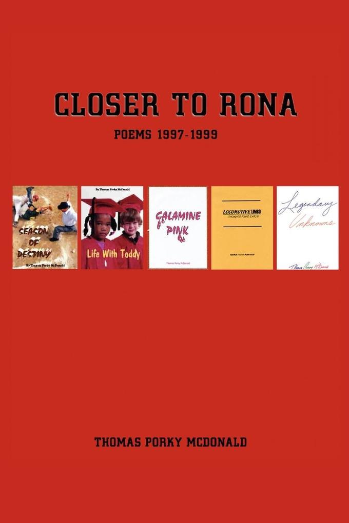 Closer to Rona als Taschenbuch