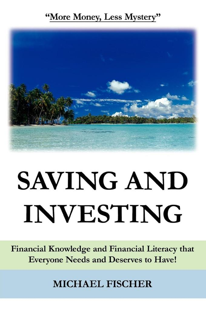 Saving and Investing als Taschenbuch