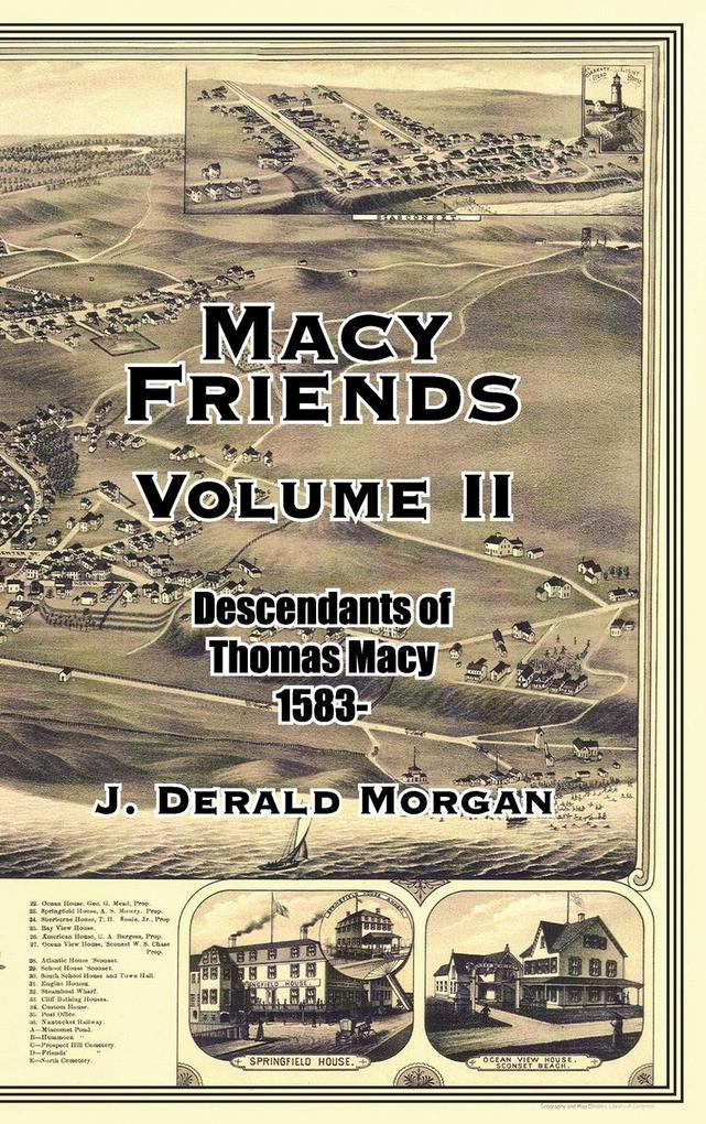 Macy Friends Volume II als Buch