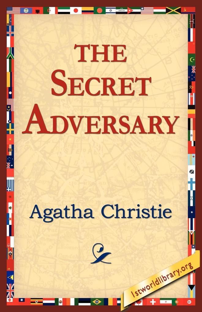 The Secret Adversary als Taschenbuch