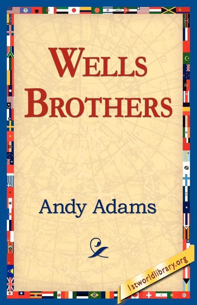 Wells Brothers als Taschenbuch