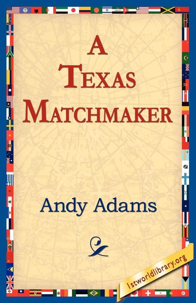 A Texas Matchmaker als Taschenbuch