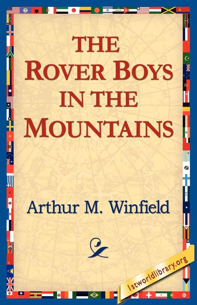 The Rover Boys in the Mountains als Taschenbuch