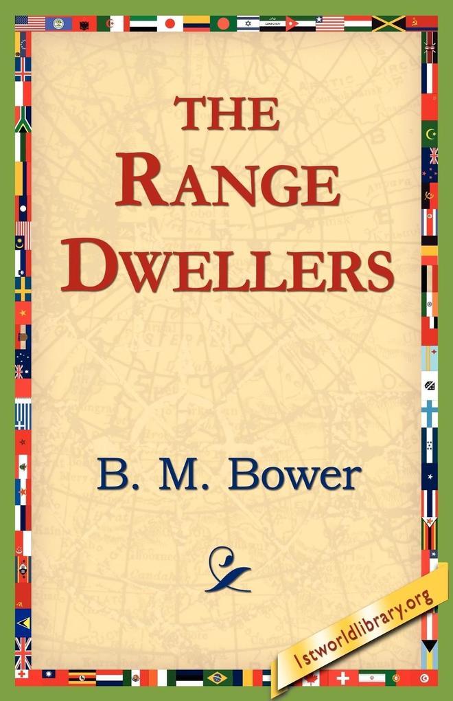 The Range Dwellers als Taschenbuch