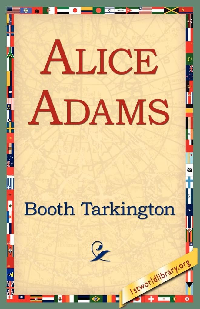 Alice Adams als Buch