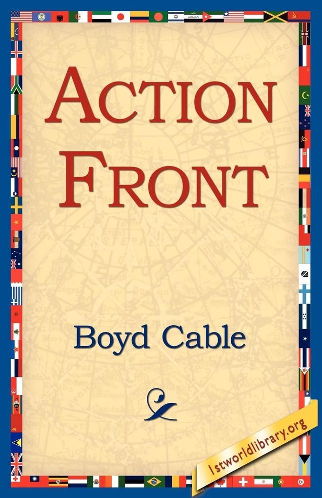 Action Front als Taschenbuch