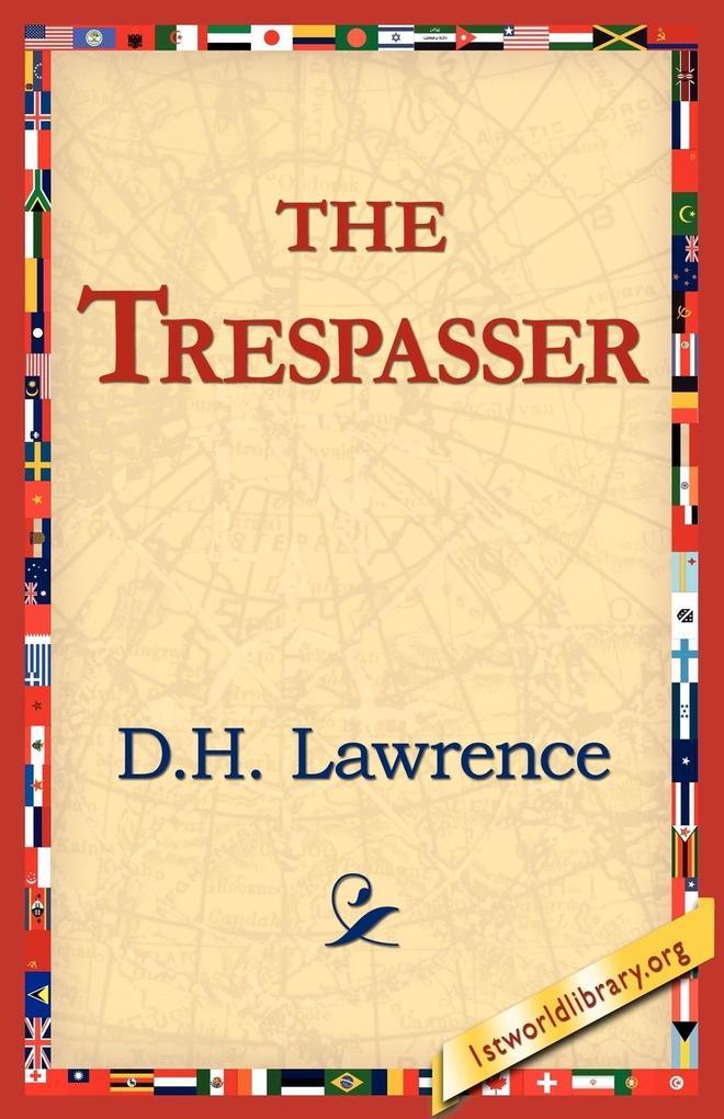 The Trespasser als Taschenbuch