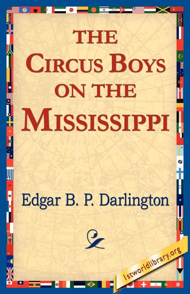 The Circus Boys on the Mississippi als Taschenbuch