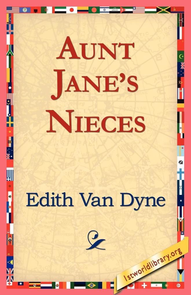 Aunt Jane's Nieces als Taschenbuch