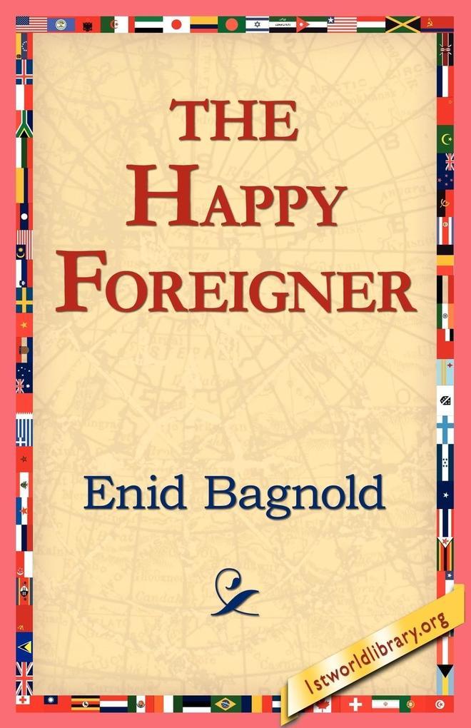The Happy Foreigner als Taschenbuch