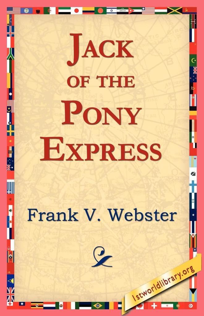 Jack of the Pony Express als Taschenbuch
