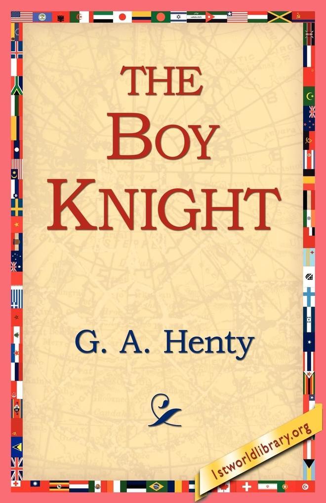 The Boy Knight als Taschenbuch