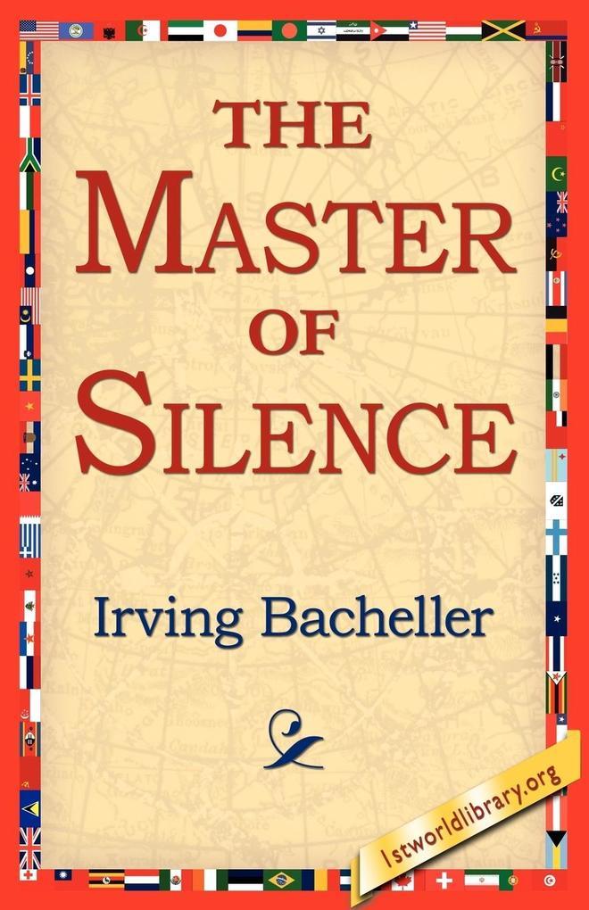 The Master of Silence als Taschenbuch