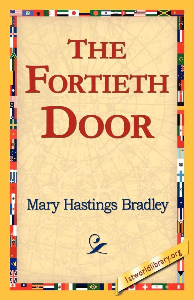 The Fortieth Door als Taschenbuch