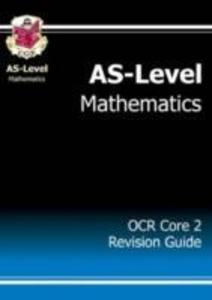 AS-Level Maths OCR Core 2 Revision Guide als Taschenbuch