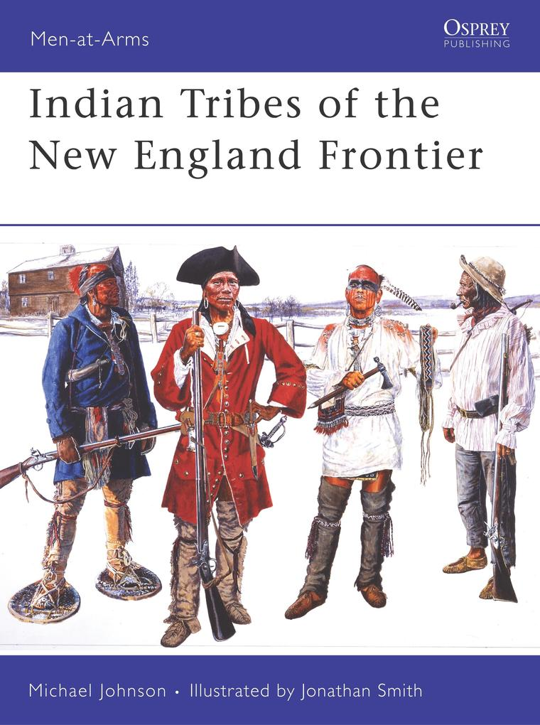 Indian Tribes of the New England Frontier als Taschenbuch