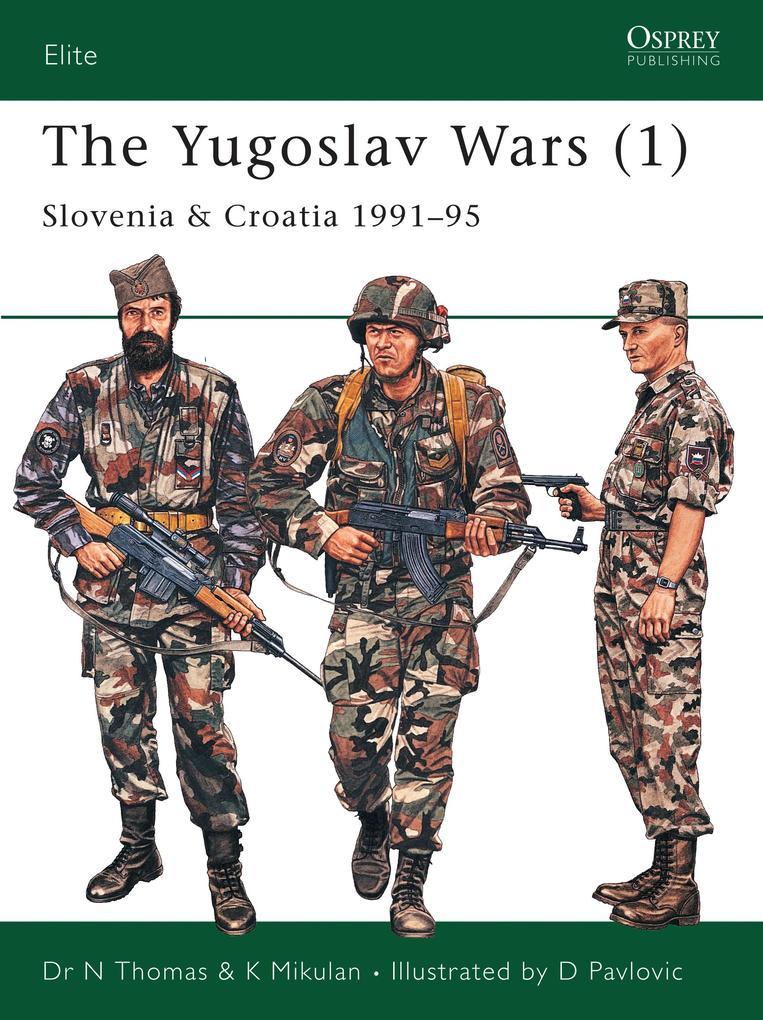 The Yugoslav Wars als Taschenbuch