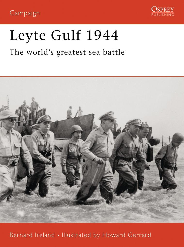 Leyte Gulf 1944: The World's Greatest Sea Battle als Taschenbuch