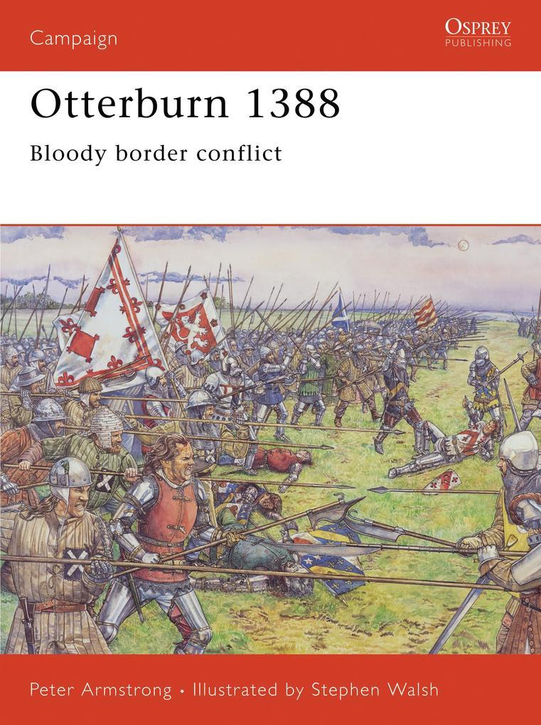 Otterburn 1388 als Taschenbuch
