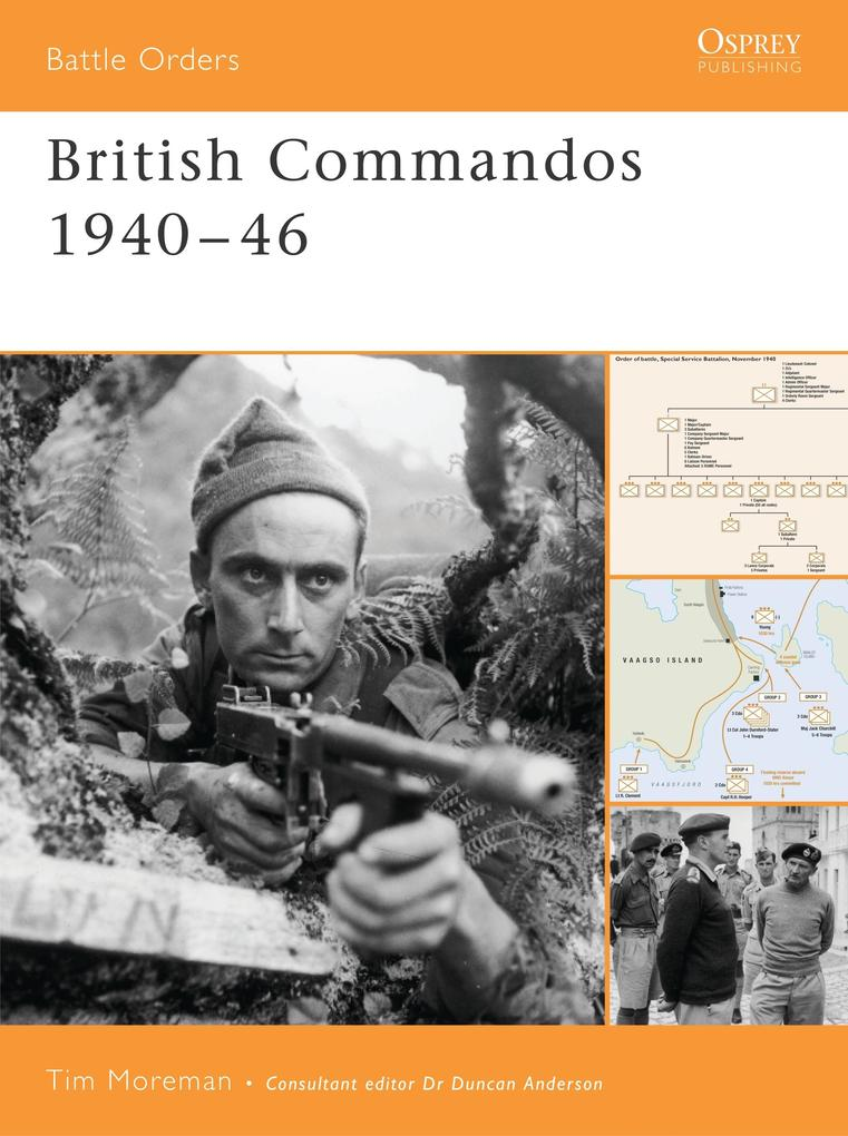 British Commandos 1940 -1946 als Taschenbuch