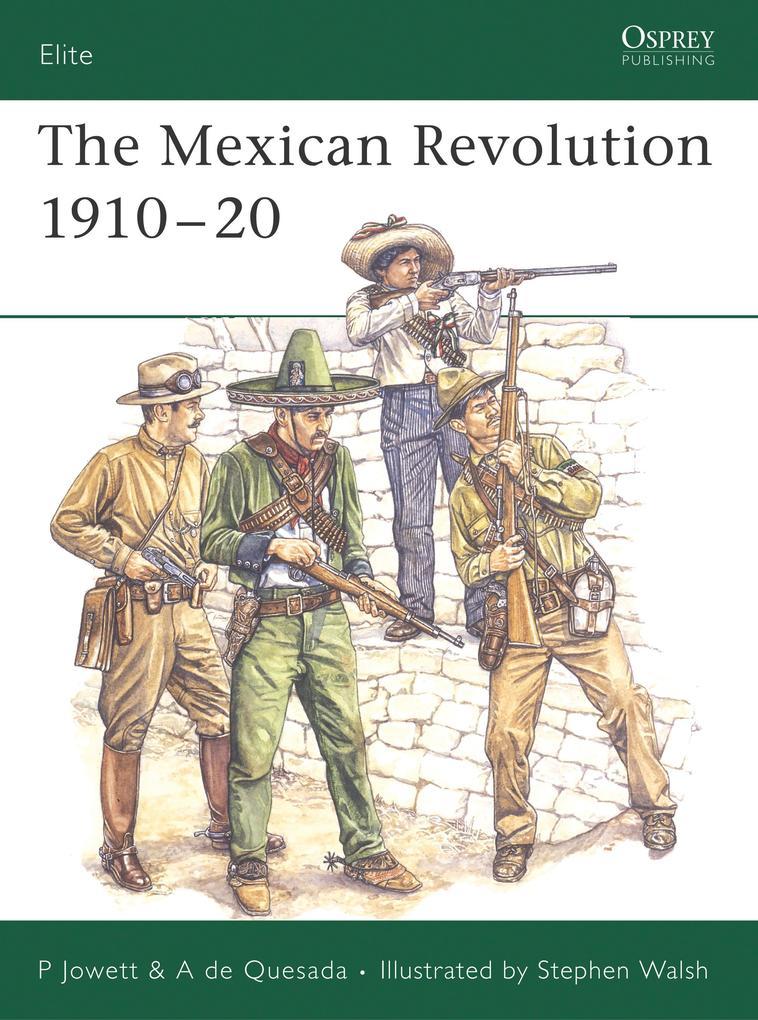 The Mexican Revolution 1910-1920 als Taschenbuch
