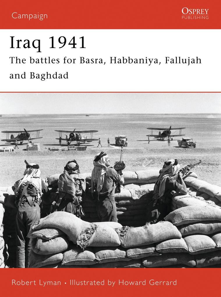 Iraq 1941 als Taschenbuch