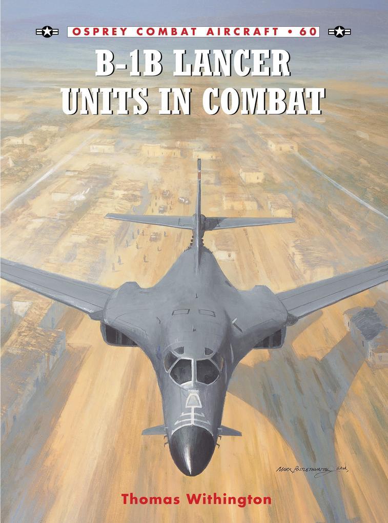 B-1b Lancer Units in Combat als Taschenbuch