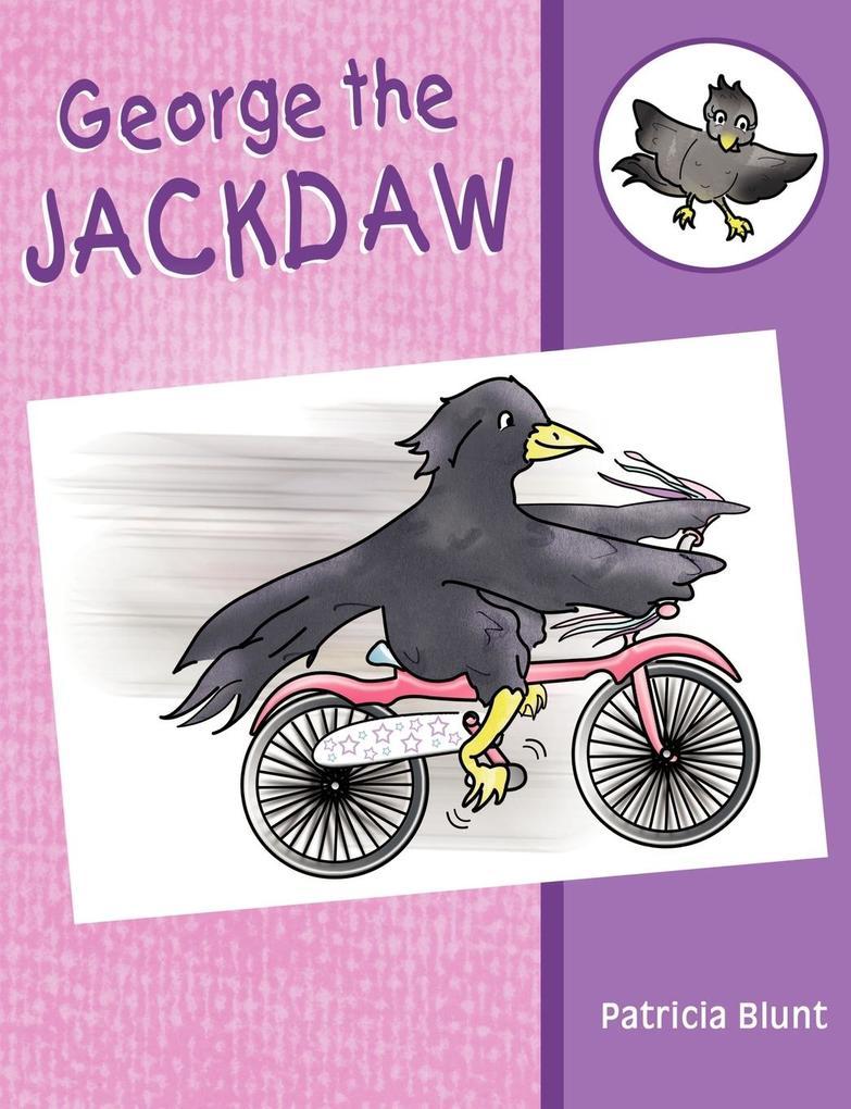George the Jackdaw als Taschenbuch
