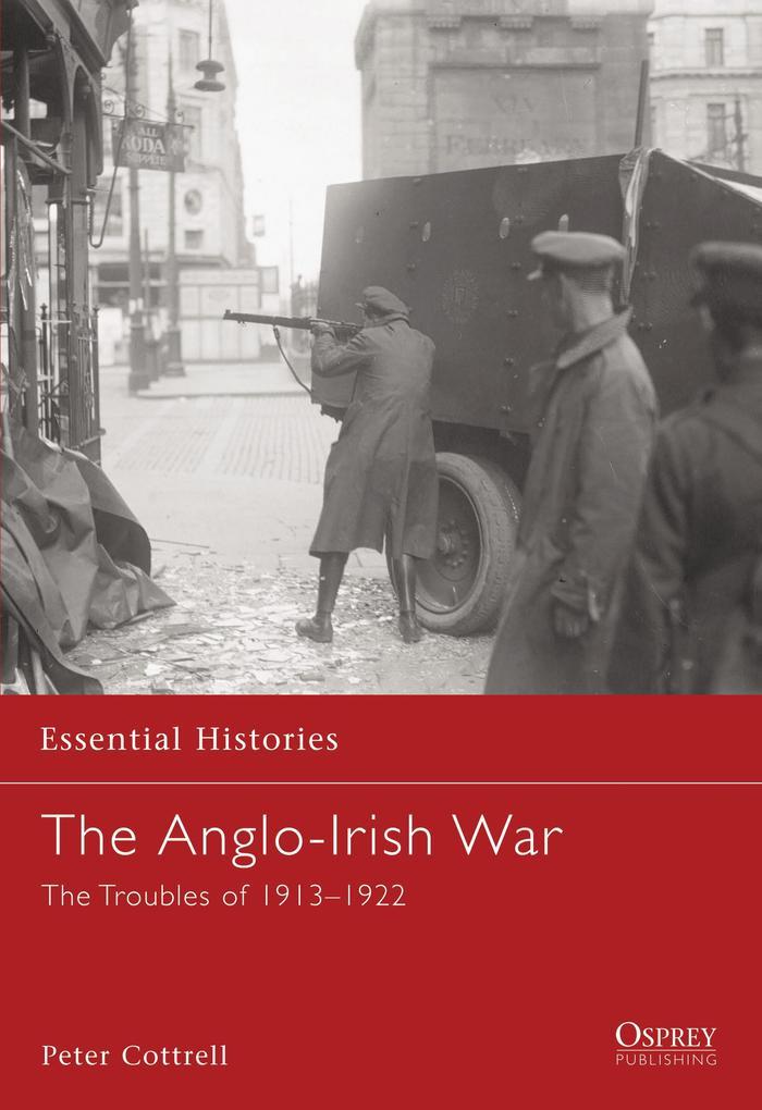 The Anglo-Irish War als Taschenbuch