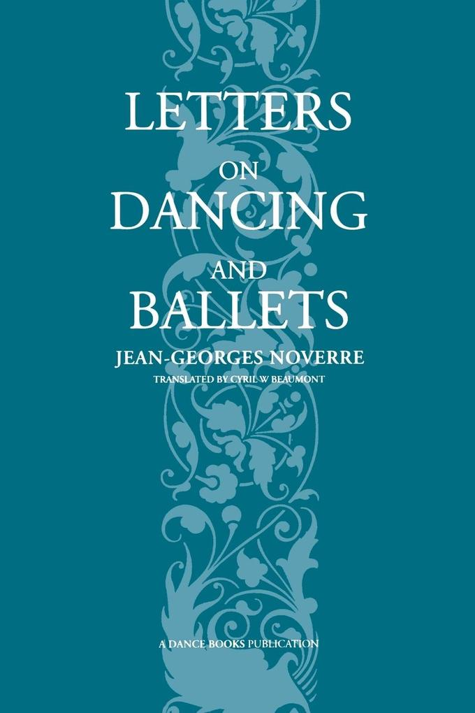 Letters on Dancing and Ballets als Taschenbuch