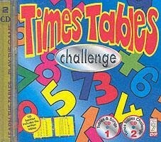 Times Tables Challenge als Hörbuch