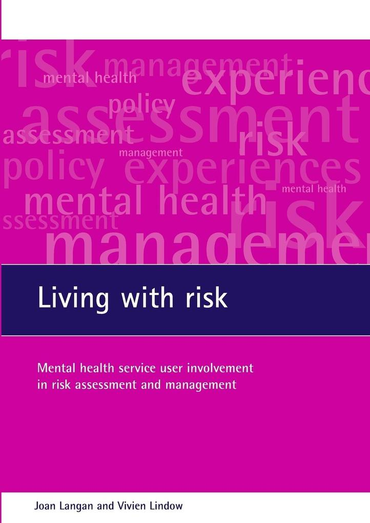 Living with risk als Buch
