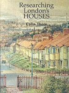 Researching London's Houses als Taschenbuch