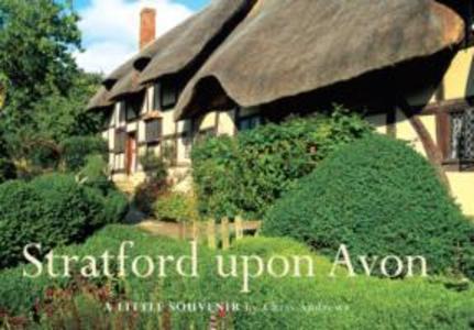 Stratford Upon Avon Little Souvenir Book als Buch
