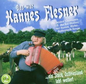 Das War Hannes Flesner als CD