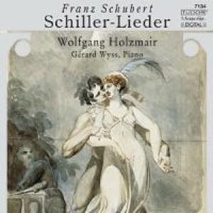 Schiller Lieder als CD