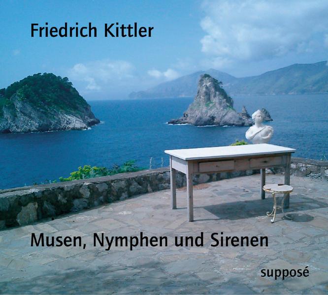 Musen, Nymphen und Sirenen. CD als Hörbuch