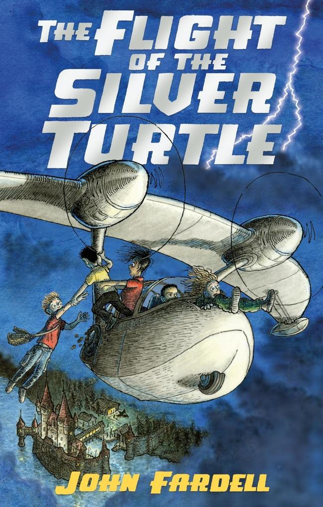 The Flight of the Silver Turtle als Taschenbuch