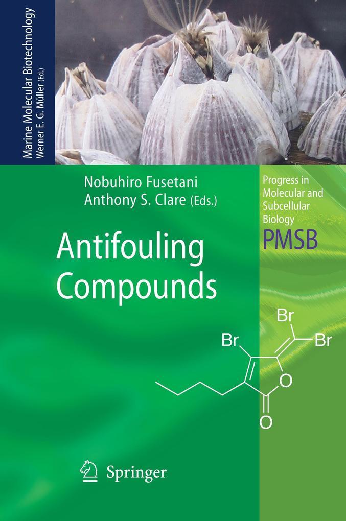 Antifouling Compounds als Buch