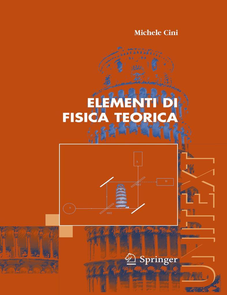 Elementi Di Fisica Teorica als Buch