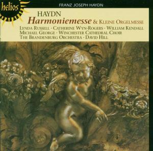 Harmoniemesse & Kl.Orgelmesse als CD