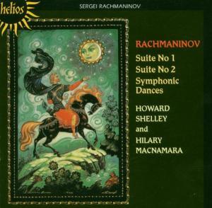 Musik Für Zwei Klaviere als CD
