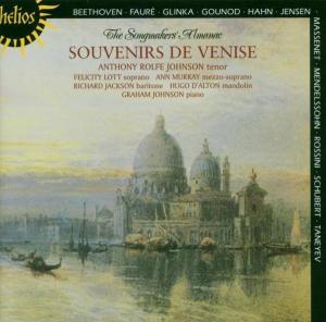Souvenirs De Venise als CD