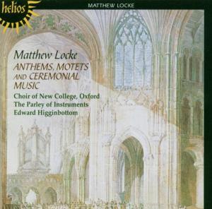 Anthems,Motetten,Ceremonial M. als CD