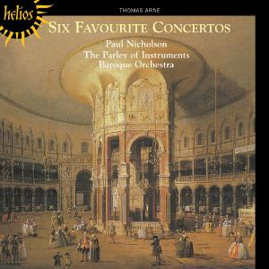 Six Favourite Concertos als CD