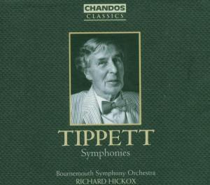 Sinfonien 1-4 als CD